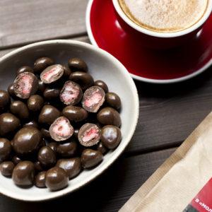 Ягоды в шоколаде