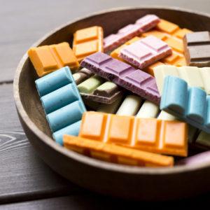 Плитки шоколада 100 грамм